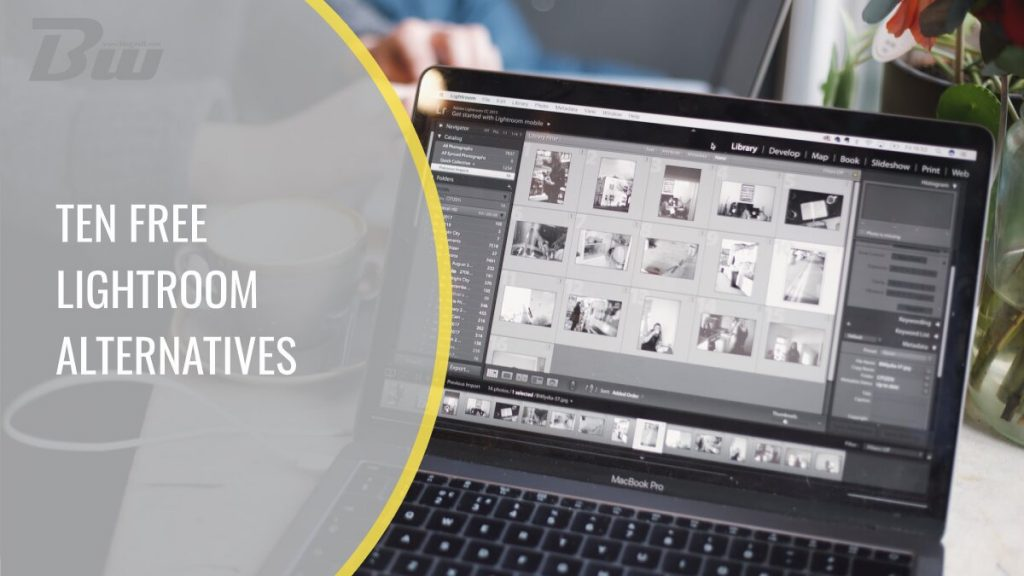 Ten free Lightroom alternatives