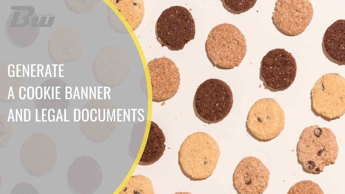 Generate a cookie policy