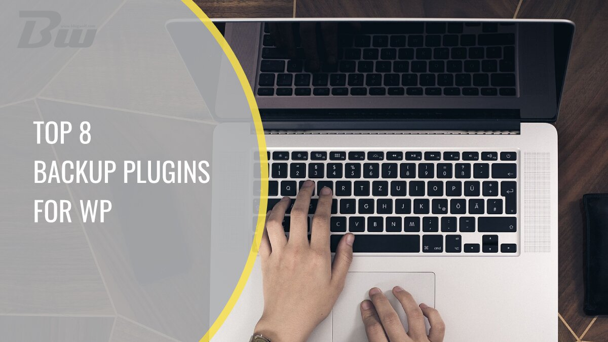 Top backup plugins for WP