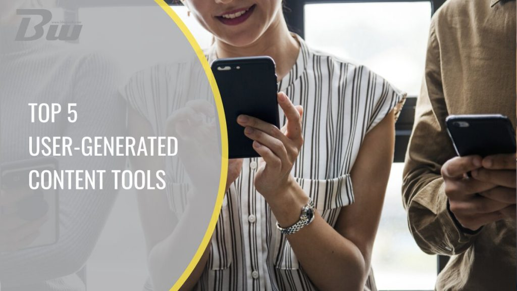 Top user-generated content tools