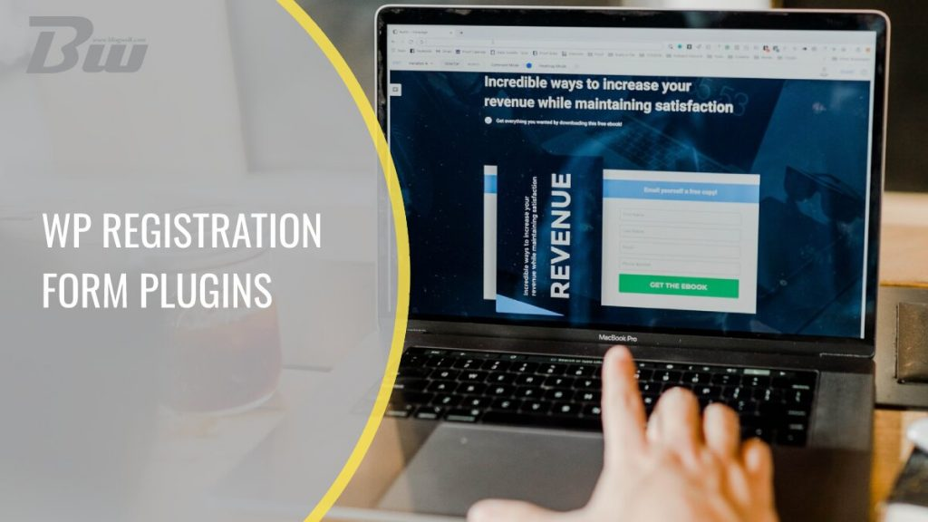 WordPress registration form plugin