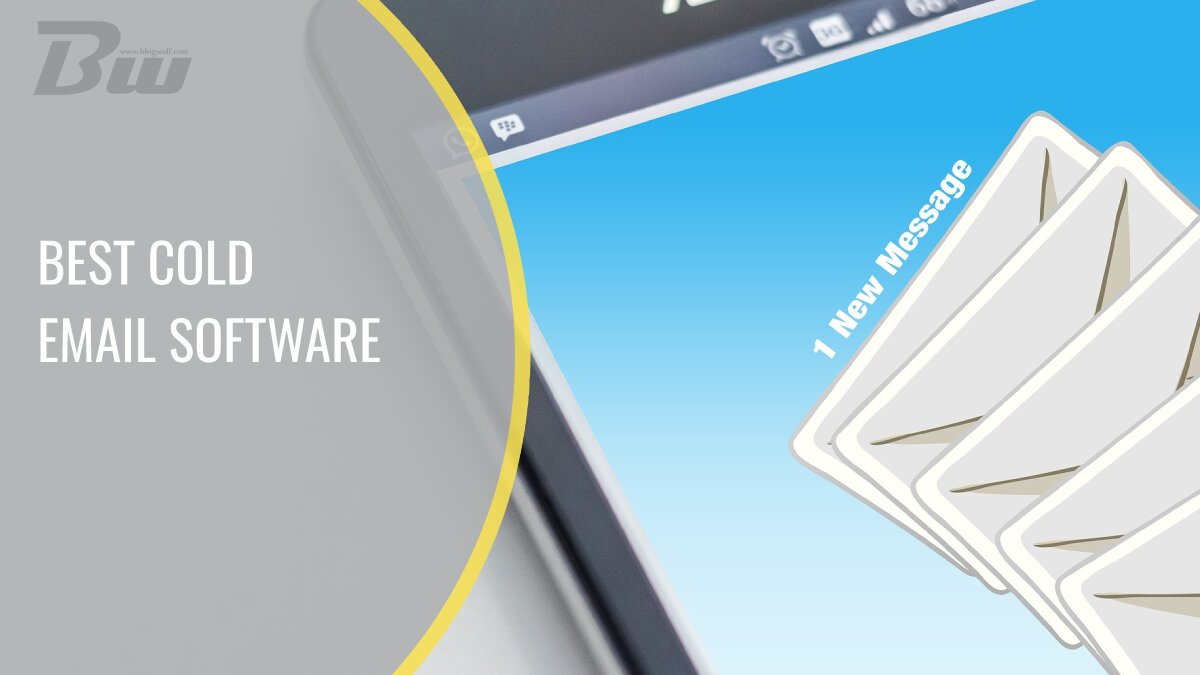 Best cold email software