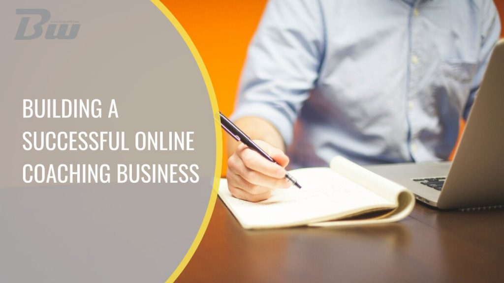 Building a successful online coaching business