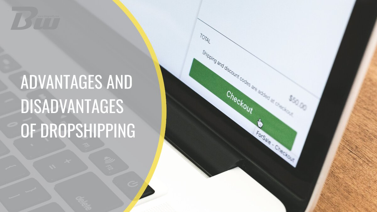 Advantages and Disadvantages of Dropshipping