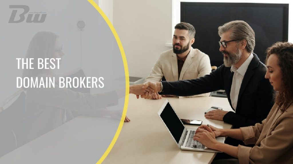 The Best Domain Brokers